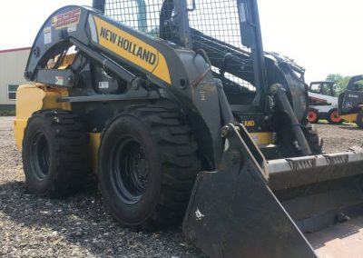 New Holland L225 Skid Steer - $26,500