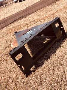 Bobcat Scraper | 405 Equipment LLC