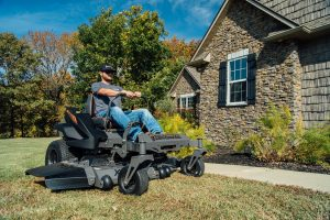 Spartan RZ HD 54″ Deck Mower | 405 Equipment LLC