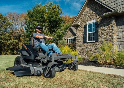 Spartan RZ HD 54″ Deck Mower - $5,299