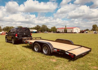 83″x 16′ Car Hauler Trailer - $2,755