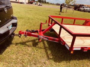 77 X 16 Tandem Utility Trailer 405 Equipment Llc