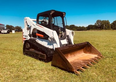 Bobcat T650 Skidsteer - $32,000