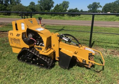 Vermeer SC30TX Stump Grinder - $18,500