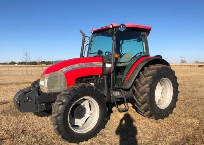 2011 McCormick T110 Max MFWD Cab Tractor - $35,000