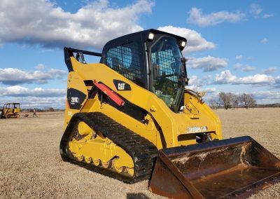 CAT 289C Cab Track Machine Skidsteer - $33,000