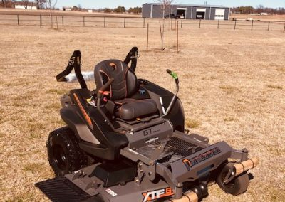 2020 Spartan 61″ RZ HD Zero Turn Mower - $5,999
