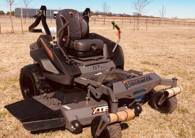 2020 Spartan 61″ SRT PRO Zero Turn Mower - $7,399