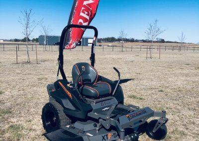 2019 Spartan 54″ RT Pro Zero Turn Mower - $6,399