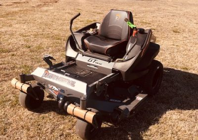 2020 Spartan 54″ RZ Zero Turn Mower - $4,299