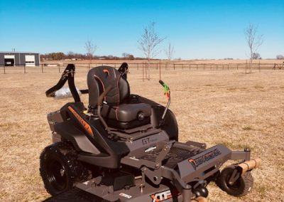 2020 Spartan 54″ SRT Pro Zero Turn Mower - $7,199
