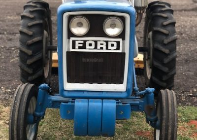 Ford F-1500 Tractor with Woods cutter attachment - $4,500