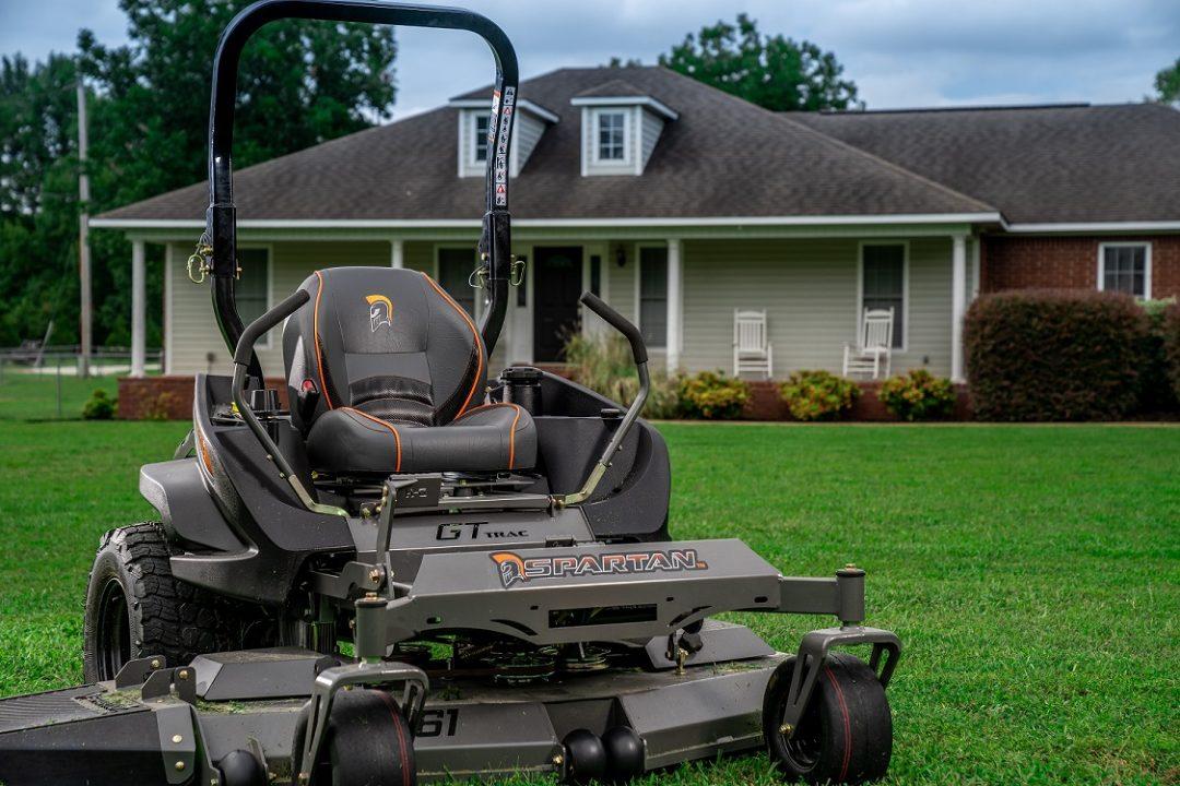 Spartan Rt Pro 54 Deck Mower 405 Equipment Llc