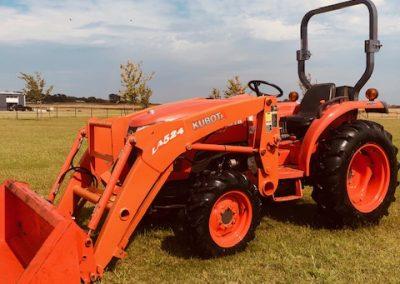 Kubota 3200 Tractor - $225