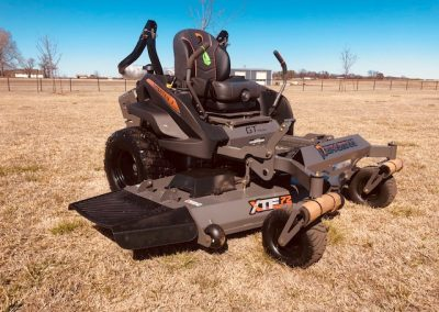2020 Spartan 72″ SRT HD Zero Turn Mower - $9,299