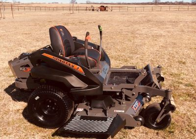 2020 Spartan 54″ RZ Zero Turn Mower - $3,999