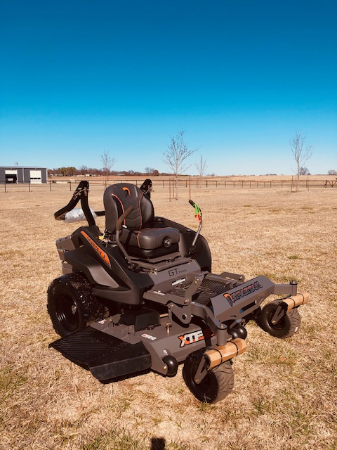 2020 Spartan 54″ SRT Pro Zero Turn Mower