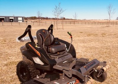 2020 Spartan 54″ RZ HD Zero Turn Mower - $5,599
