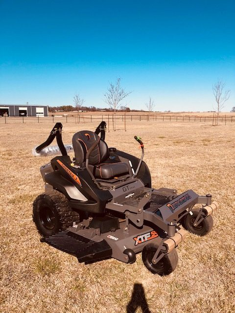 2020 Spartan 54″ RZ HD Zero Turn Mower