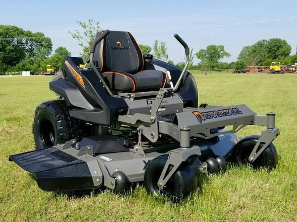 Spartan ZTR 54″ RT PRO for Rent