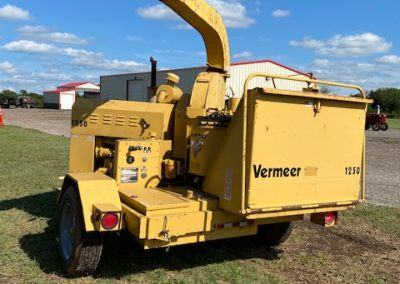 Vermeer Wood Chipper 1250BC - $350