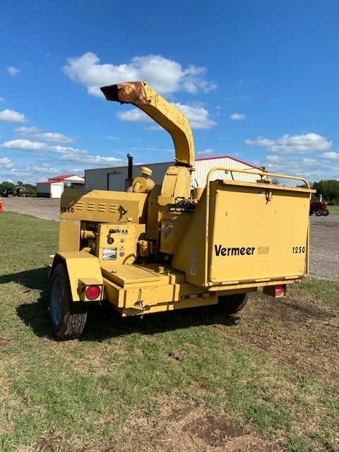 Vermeer Wood Chipper 1250BC