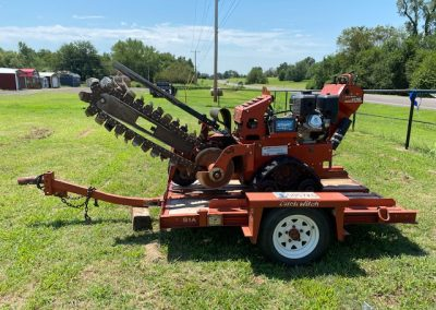 Ditch Witch RT12 Trencher - $225