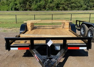 2020 Longhorn 16′ Car Hauler Trailer - $2,854