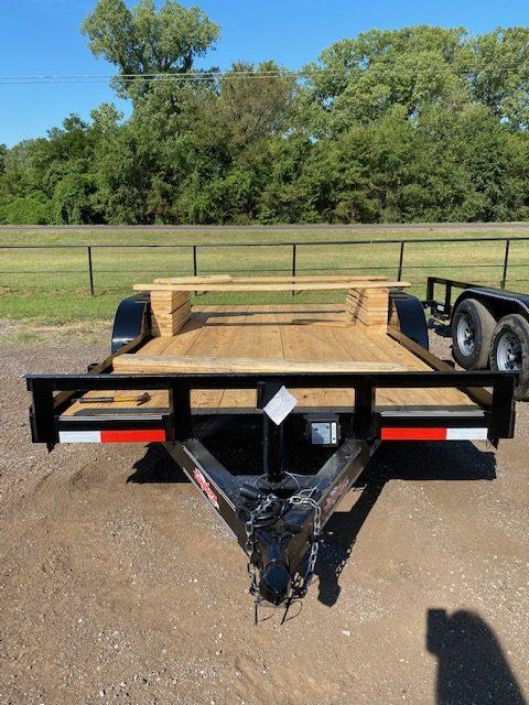 2020 Longhorn 16′ Car Hauler Trailer - $2,854