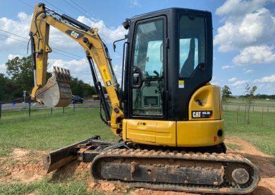 2017 Caterpillar 303.5E2 CR Mini Excavator - $32,500