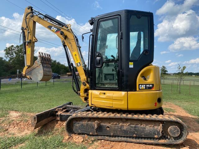 2017 Caterpillar 303.5E2 CR Mini Excavator