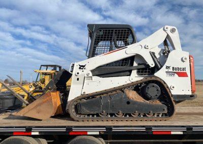 2013 Bobcat T650 Skidsteer Loader Track Machine - $28,500