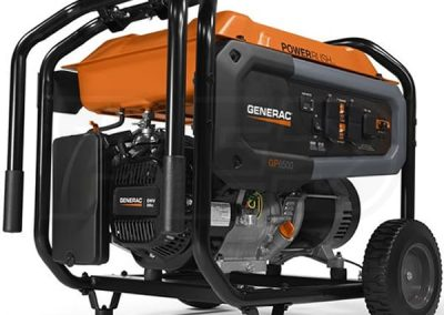 Generac 6500 Watt Generator for rent! - $75