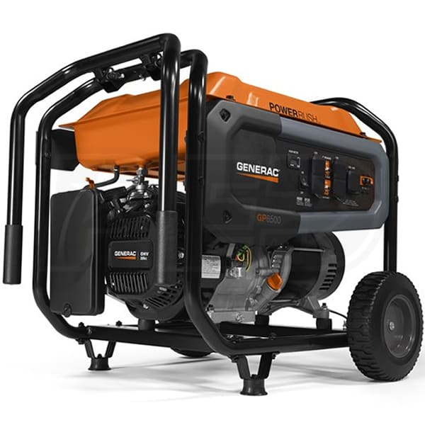 Generac 6500 Watt Generator for rent!