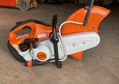 2020 Stihl TS420 Concrete Hand Saw for rent! - $85