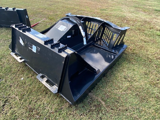 Skidsteer Brush Cutter Extreme XC7 MTL 60″ for RENT!