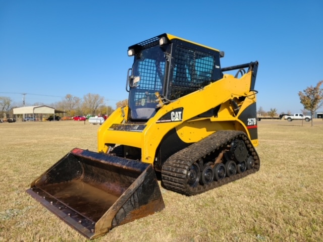 2005 Caterpillar 257B Track Machine Skidsteer - $23,500
