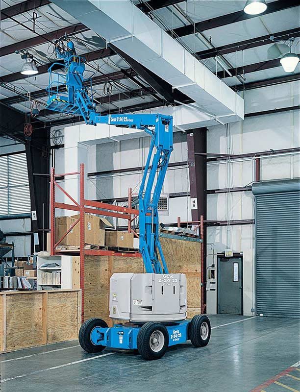 Genie Z34/22 Articulated Boom Lift