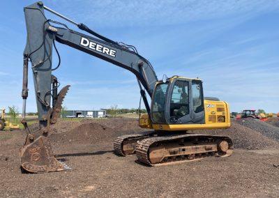 2008 John Deere 160DLC Excavator Loader - $98,000
