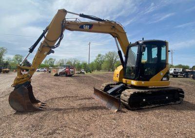 2007 Caterpillar 308Ccr Excavator Loader - $65,000