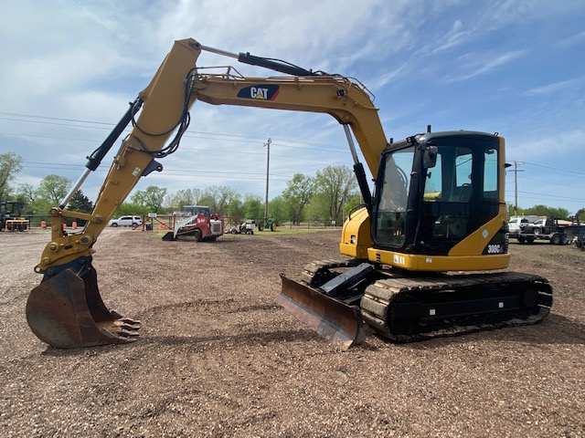 2007 Caterpillar 308Ccr Excavator Loader - $65,000