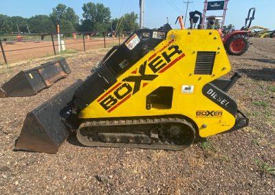 Boxer 526DX Mini Skidsteer for rent! - $200