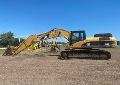 Cat 330D L Trackhoe Excavator Rental - $1,200