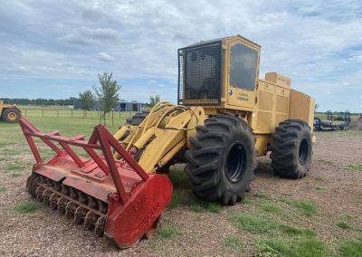 Kershaw Klearway 500 Forestry Mulcher Machine - $65,000